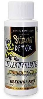 Detoxifying Mouthwash by Stinger