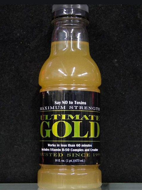 Ultimate Gold Detox review