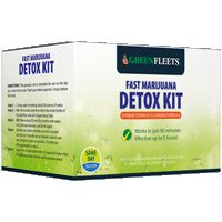 Fast Marijuana Detox Kit (Extra Strong)