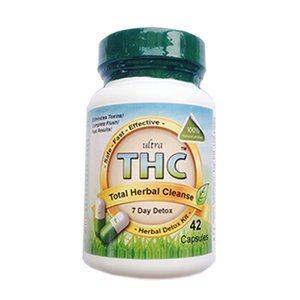 ultra thc detox pills